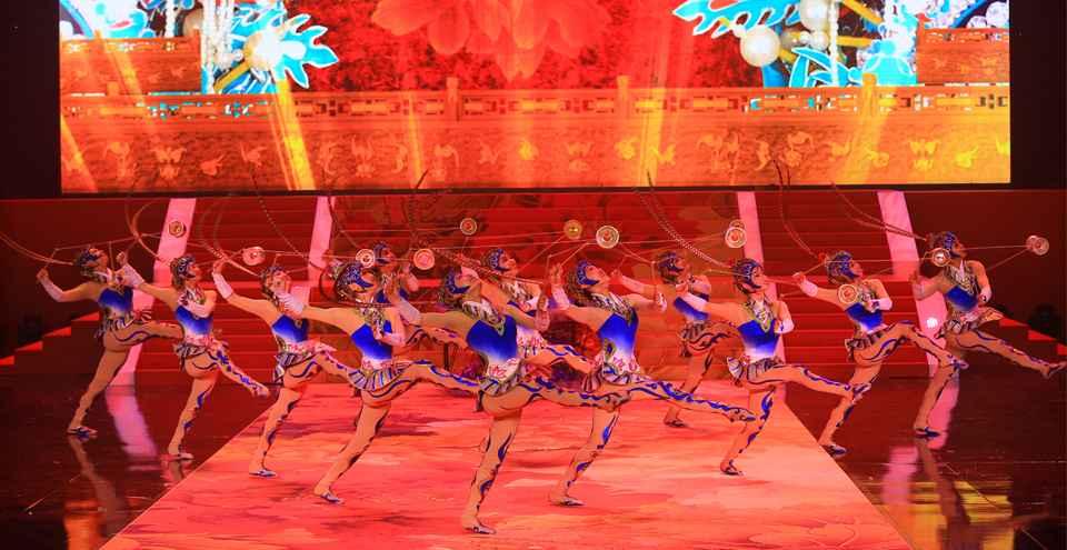 4568cc0adc Cidade das Artes - Programação - Primavera Chinesa - Dança e Acrobacias