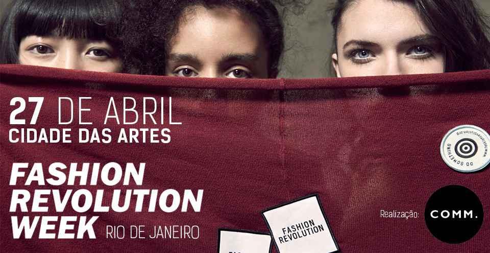 93a118bec Cidade das Artes - Programação - Fashion Revolution Week