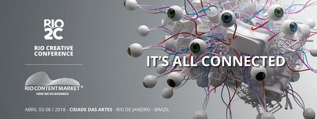 5888a1684 Audiovisual, música e inovação: Rio Criative Conference conectará diversão  e negócios
